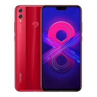 Honor 8X (4/64GB) Black and Red
