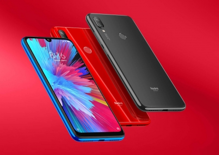 Xiaomi RedMi Note 7(4/64Gb) Global